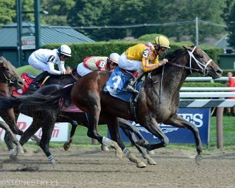 Jess's Dream, 2015 Saratoga Race Course
